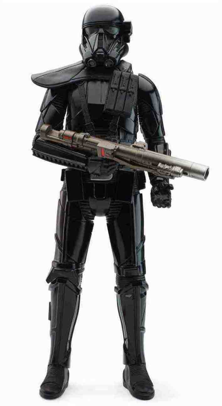IMG 6415 - Hasbro reveals new Star Wars Rogue One action figures