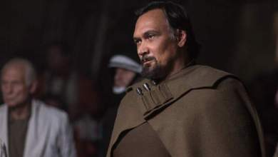Photo of Jimmy Smits discusses his cameo in Rogue One: A Star Wars Story