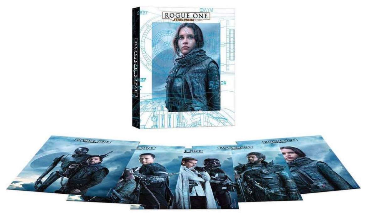 IMG 6821 - Rogue One: A Star Wars Story Blu-Ray exclusives and release date!