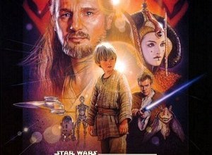 Star Wars Phantom Menace poster - Opening the Holocron - Star Wars: The Phantom Menace