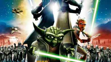 The Clone Wars film poster 1 - Opening the Holocron: The Clone Wars - Part 1