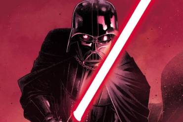 DarthVader001 Cvr - Marvel Announces a new, ongoing Darth Vader comic for its Star Wars line