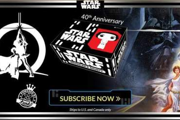 Smugglers Bounty - Funko offers sneak peek into the 40th anniversary-themed Smuggler's Bounty box!