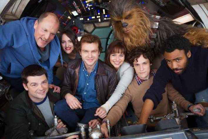 img 5557 - Photos of Han Solo and more from the untitled Han Solo story!