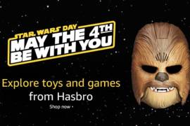 Screen Shot 2017 05 03 at 7.11.15 PM - May the 4th promotions from Amazon, Target, Fifth Sun, and more!