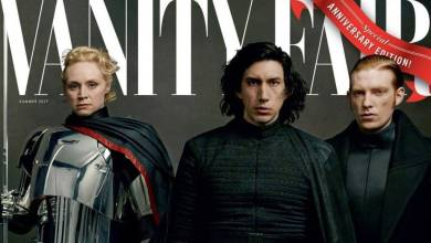 Photo of Check out the 4 Vanity Fair covers for Star Wars: The Last Jedi!