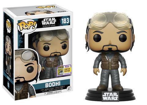 14718 SWRO Bodhi POP GLAM HiRez large - Funko reveals first wave of San Diego Comic-Con Star Wars exclusives!