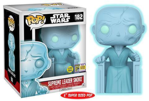 14721 SWFA Snoke 6inch POP GLAM HiRez large - Funko reveals first wave of San Diego Comic-Con Star Wars exclusives!