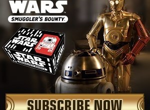 Photo of Funko Star Wars Smuggler's Bounty – Droids Unboxing!