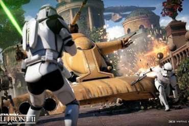 IMG 0128 - EA Reveals Impressive Star Wars: Battlefront 2 Gameplay Trailer