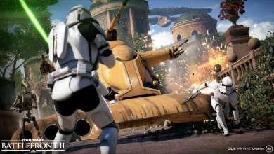 IMG 0128 - EA Reveals Impressive Star Wars: Battlefront 2 Gameplay Trailer