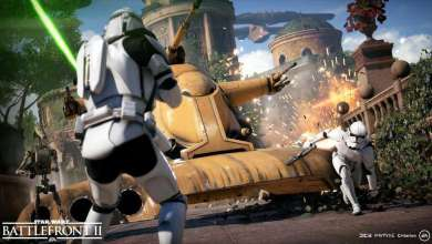 Photo of EA Reveals Impressive Star Wars: Battlefront 2 Gameplay Trailer