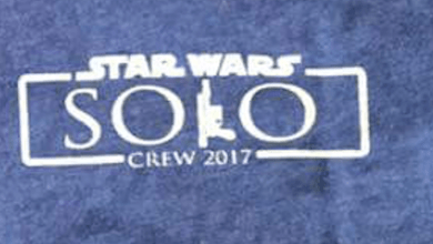Photo of Updated: Untitled Han Solo Star Wars Story Crew Shirt!