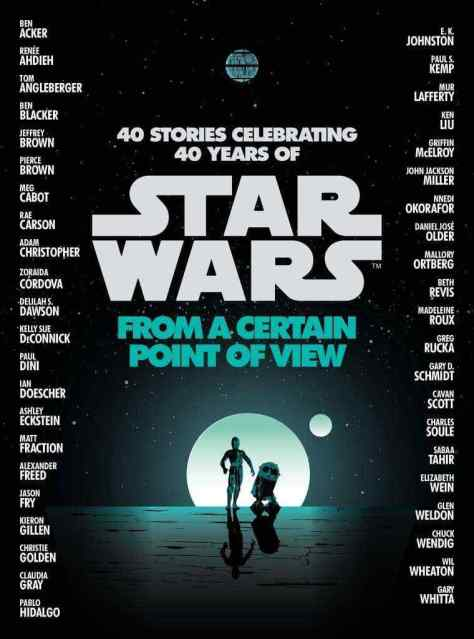 Del Rey Reveals Cover and Author List for Star Wars: From A Certain Point of View