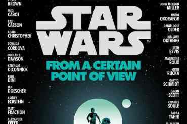 DF1V6HEXoAALhl 1 - Del Rey Reveals Cover and Author List for Star Wars: From A Certain Point of View