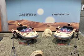 FullSizeRender.jpg - Radio Flyer and Star Wars team up for a kid-sized Luke Skywalker landspeeder!