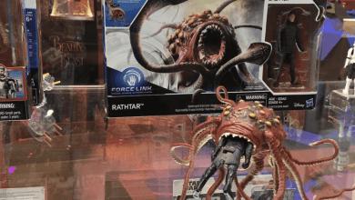 "IMG 3852 - Hasbro: Star Wars The Force Awakens 3.75"" Rathtar with Bala-Tik incoming!"