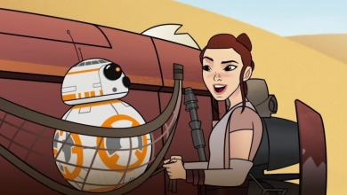Photo of Star Wars Forces Of Destiny: BB-8 Bandits