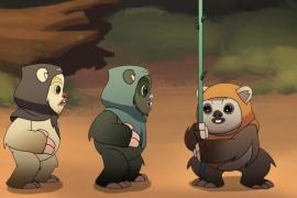 IMG 9090 - Star Wars Forces Of Destiny: Ewok Escape