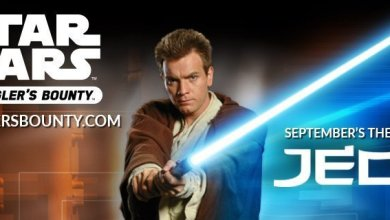 Photo of Last Day to Sign Up for Funko's Star Wars Smuggler's Bounty Jedi Box!