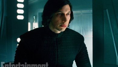 Entertainment Weekly: New The Last Jedi Images