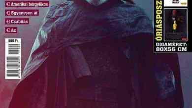 Luke Skywlker - New look at Luke Skywalker in Star Wars: The Last Jedi from a Hungarian mag!