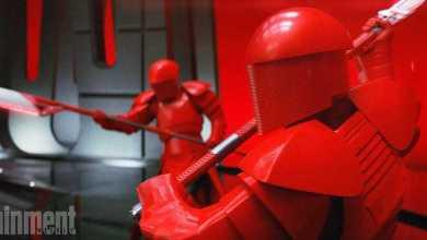 Praetorians - EW gets into Porgs and Praetorians from Star Wars: The Last Jedi!