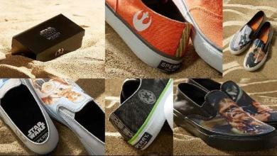 Photo of Sperry to Launch Star Wars 40th Anniversary Footwear Collection!