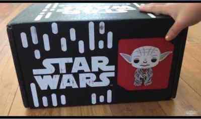 Funko Star Wars Smuggler's Bounty - Jedi Unboxing!