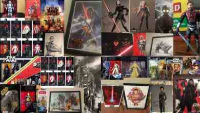GRAND - Star Wars Charity Raffle For Puerto Rico and Mexico City