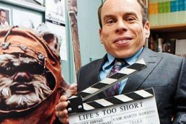 Warwick Davis - A rumor regarding what Warwick Davis is playing in the untitled Han Solo Star Wars story!