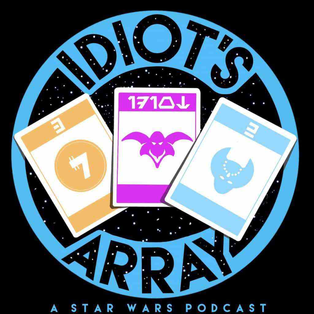Idiot's Array: Episode 59 – Legends and Legacies with Michael Moreci