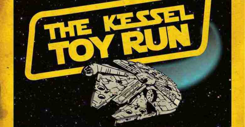 Photo of The Kessel Toy Run – A Star Wars Charity event for kids in need