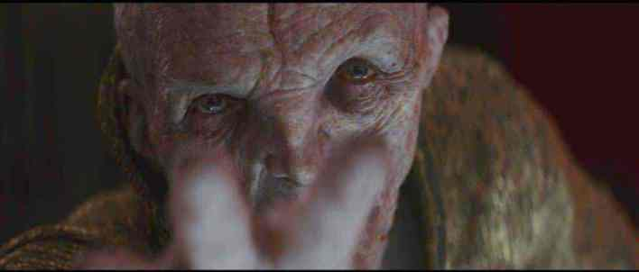 Screen Shot 2017 10 09 at 7.20.48 PM - New dialogue from Snoke, Rey, Luke and more in Star Wars: The Last Jedi