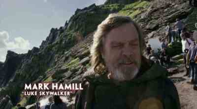 New Star Wars: The Last Jedi BTS video!