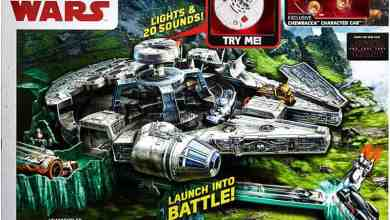 DWM85 09 - Giveaway: Win Hot Wheels® Star Wars Millennium Falcon™ Track Set!