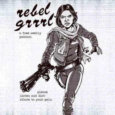 Rebel Grrrl Mini Episode 2 - The latest live-action Star Wars film rumors!