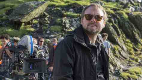 Rian Johnson to helm a new Star Wars trilogy!