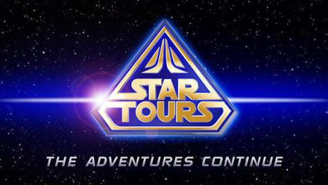 Star Tours to split up the original and prequel trilogies from the sequel trilogy