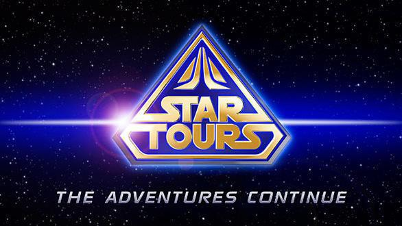 IMG 6917 - Star Tours to split up the original and prequel trilogies from the sequel trilogy