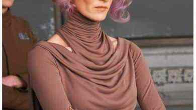 Photo of New image of Vice Admiral Holdo in Star Wars: The Last Jedi