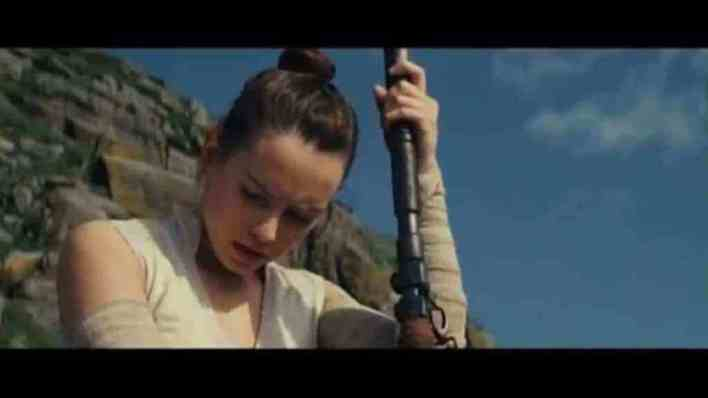 Star Wars: The Last Jedi TV Spot #6 features new footage of Finn and Rey