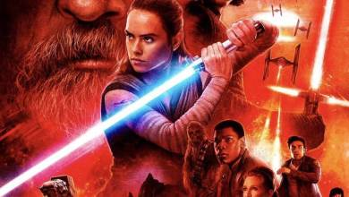 Dolby Cinema showcases its Star Wars: The Last Jedi poster!