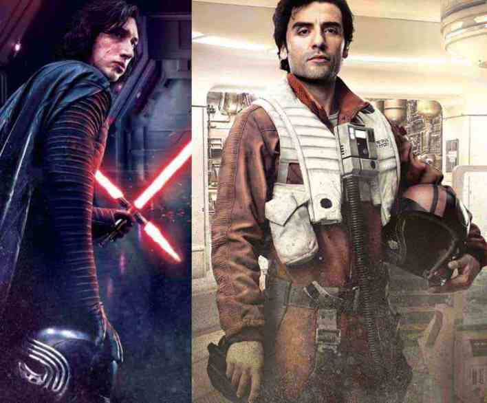 Poe Dameron and Kylo Ren coming to Star Tours!