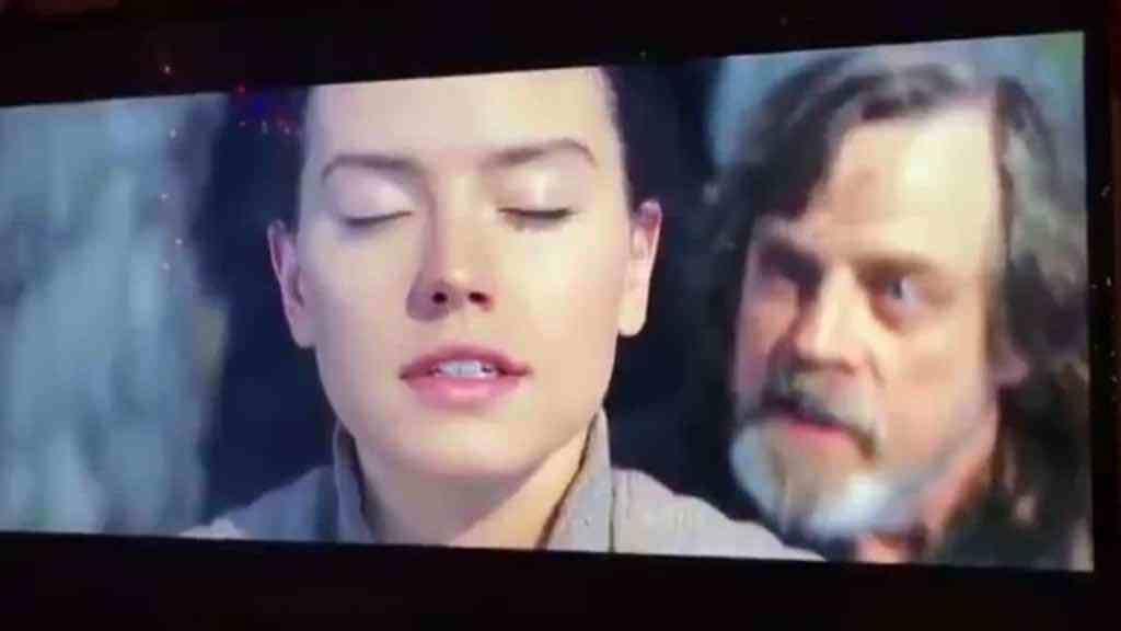 IMG 6984 - Star Wars: The Last Jedi 60-second TV spot features new footage and dialogue