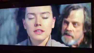 Photo of Star Wars: The Last Jedi 60-second TV spot features new footage and dialogue