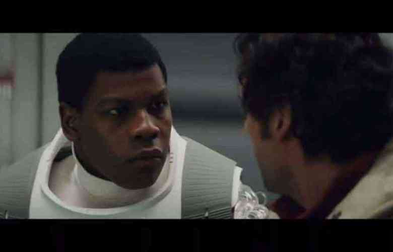 IMG 6997 - Star Wars: The Last Jedi TV spot shows a startled Finn