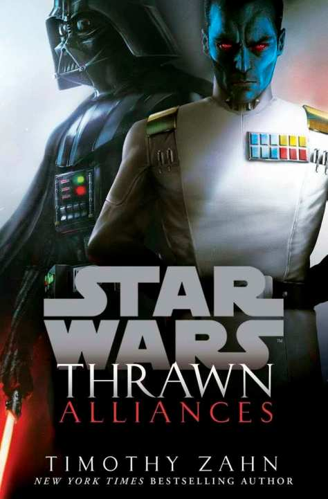 The Star Wars Show reveals Thrawn: Alliances cover