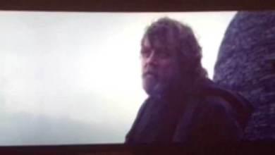 IMG 7129 - Luke Skywalker wants Rey off his lawn in new Star Wars: The Last Jedi clip!