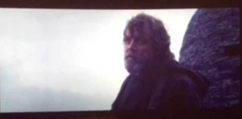 Luke Skywalker wants Rey off his lawn in new Star Wars: The Last Jedi clip!